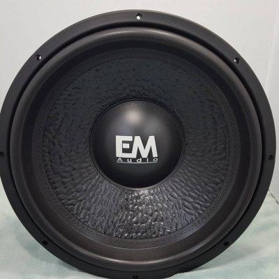 EM15 – EM Audio 15 inch Subwoofer***discontinued ***