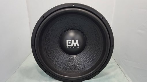 EM15 – EM Audio 15 inch Subwoofer***discontinued ***