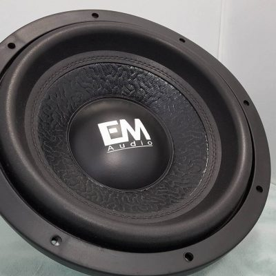 EM10 – EM Audio  10 inch Subwoofer***discontinued ***