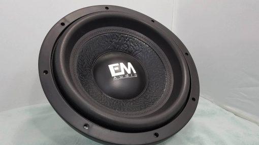 EM10 – EM Audio  10 inch Subwoofer***discontinued ***
