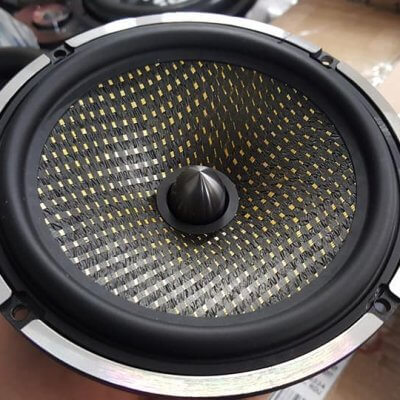 EM Audio 6.5″ Component Set.