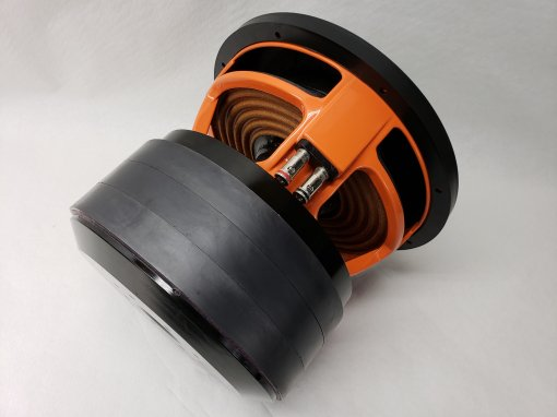 10″ Custom Hand Built Subwoofer 3000rms