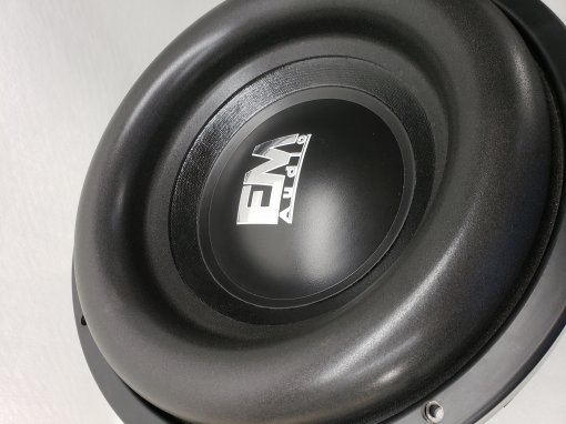 12″ Custom Hand Built Subwoofer 3000rms