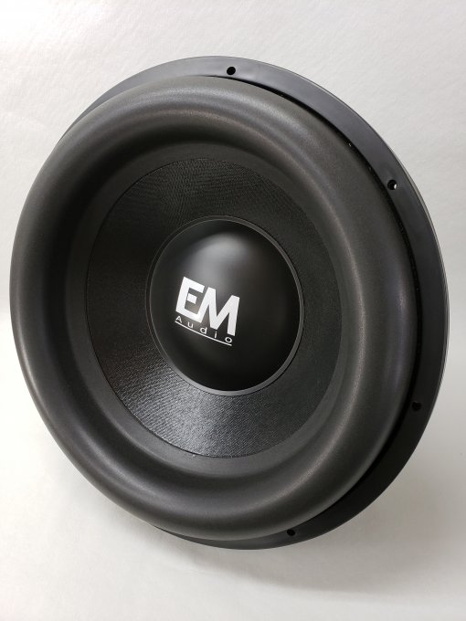 18″ Custom Hand Built Subwoofer 3000rms