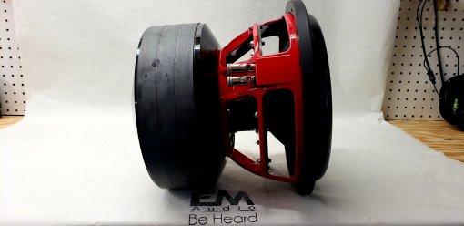 12″ Custom Hand Built Subwoofer 5000rms (Team 12)