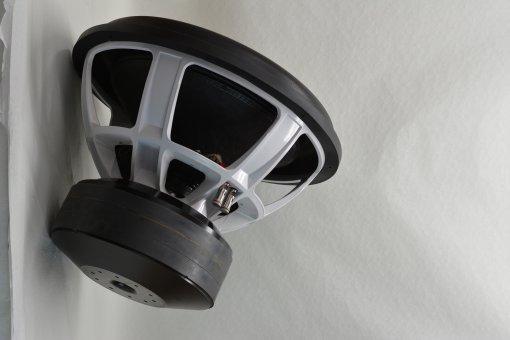 18″ Custom Hand Built Subwoofer 5000rms (Team 18)