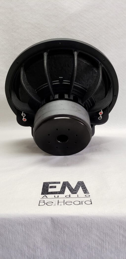 EM-1krms – EM Audio 15″ Custom Hand built Subwoofer (1000 watts)