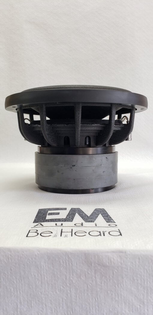 EM-1krms – EM Audio 10″ Custom Hand built Subwoofer (1000 watts)