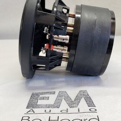 EM-6.5HD 500rms true audiophile Custom Hand built subwoofer.